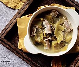 #精品菜谱挑战赛#猪粉肠酸菜汤的做法