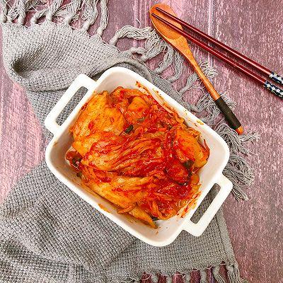 节后刮油必吃~自制韩式辣白菜