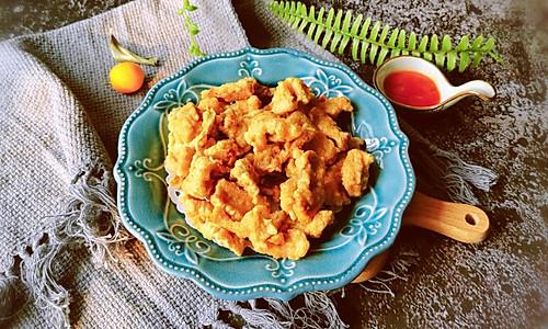 #相聚组个局#炸酥肉的做法