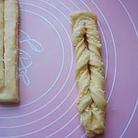 椰蓉面包条的做法图解15