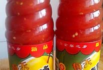 自制的西红柿酱的做法