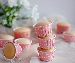 戚风纸杯蛋糕的做法