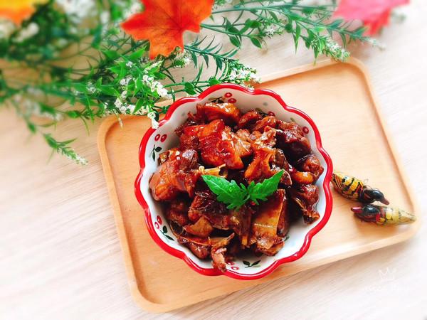 #精品菜谱挑战赛#红烧鸭肉