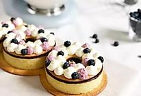 KitchenAid 百年蓝莓塔的做法