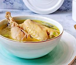 #父亲节,给老爸做道菜#香菇土鸡汤的做法