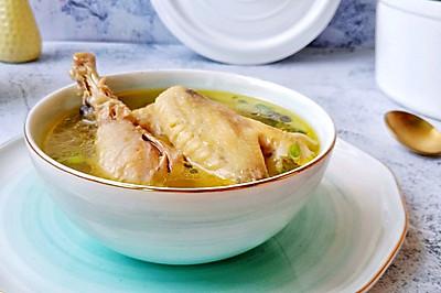 #父亲节,给老爸做道菜#香菇土鸡汤