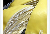 榴莲千层蛋糕的做法
