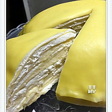 榴莲千层蛋糕