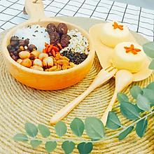 蒸蛋糕、糯米八宝饭
