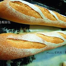 法棍#法式面包#附法式香蒜奶油面包抹酱