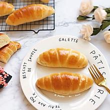 鲜奶香草牛角面包【消耗马斯卡彭】
