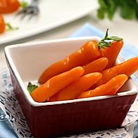 诱惑的胡萝卜的做法图解10