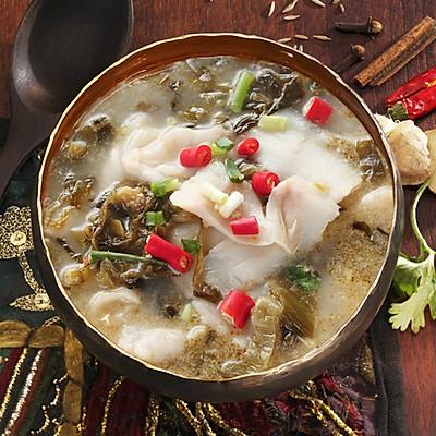 【变厨神】酸菜鱼  陈年老坛酸菜成就了这道四川名菜 有视频