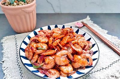 酱香浓郁、美味下饭—酱香虾