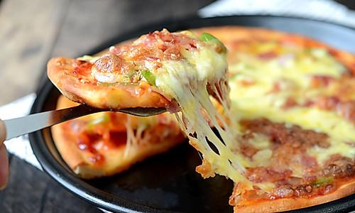墨西哥披萨#美的烤箱菜谱#的做法
