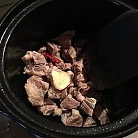 砂锅版红烧牛肉的做法图解4