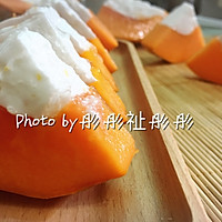 木瓜椰奶燕窝冻
