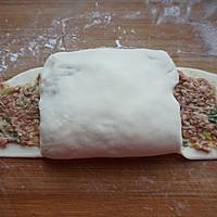 千层葱肉饼的做法图解13
