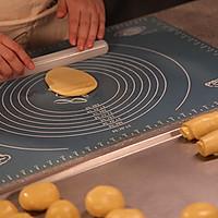 饭合 | 梅肉叉烧酥的做法图解7