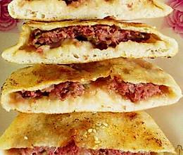 牛肉洋葱馅饼的做法