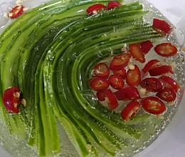 神仙雪碧脆黄瓜简易小凉菜