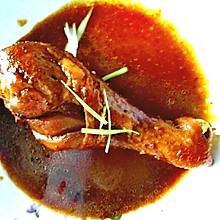 红烧鸡腿-儿童营养餐