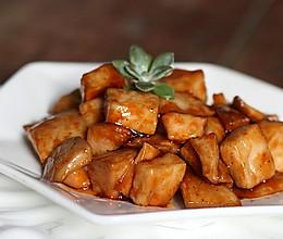 茄汁杏鲍菇的做法