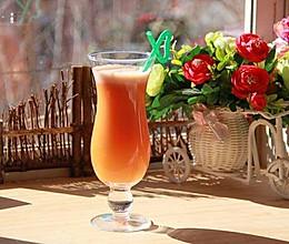 苹果胡萝卜果汁的做法