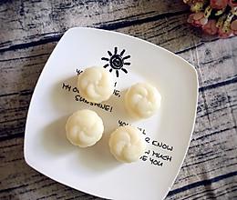 榴莲乳酪冰皮月饼#手作月饼#的做法