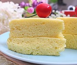 蒸蛋糕 宝宝健康食谱的做法