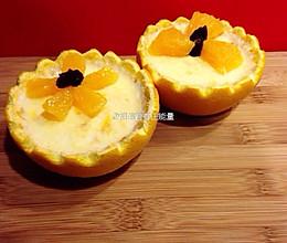 香橙炖蛋的做法