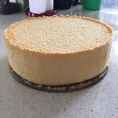 零失误8寸戚风蛋糕