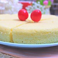 蒸蛋糕 宝宝健康食谱的做法图解7