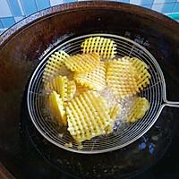 金黄脆薯格的做法图解7