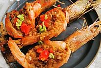 #夏日消暑,非它莫属#蒜蓉蒸虾的做法