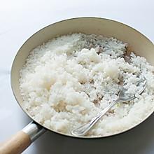 平底锅煮米饭--
