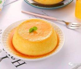 橙香布丁 宝宝辅食食谱的做法