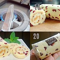 蔓越莓蛋糕卷的做法图解5