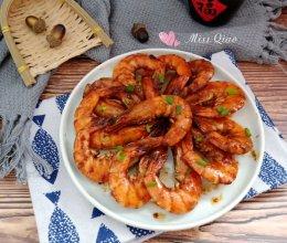 #就是红烧吃不腻!#红烧大虾的做法