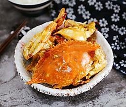#2018年我学会的一道菜#咖喱蟹的做法