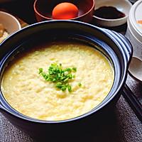 煨煮蛋粥的做法图解10