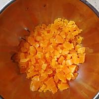 咸蛋黄肉松小面包的做法图解5