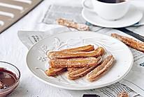火遍街头㊙️的西班牙吉事果‼️香香脆脆敲好吃的做法