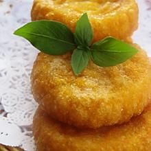 原味南瓜饼