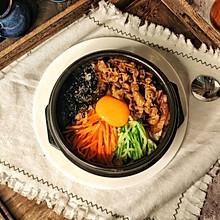 羊肉石锅饭