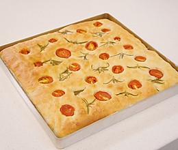 #以美食的名义说爱她#佛卡夏面包,妈妈都说好吃的面包的做法
