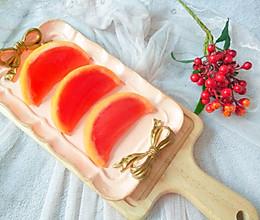 #精品菜谱挑战赛#原汁原味的西柚果冻的做法