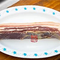 家常菜系列 - 咸肉蒸大闸蟹的做法图解5