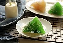 【椰浆班兰西米粽】水晶粽子的做法