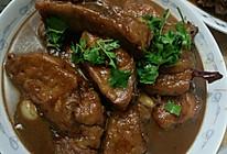 红烧鱼柳(酱汁瓦块鱼)的做法